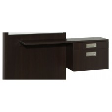BEL-KA226 Kalli Wall Mount Styling Vanity Station With Recessed Handles