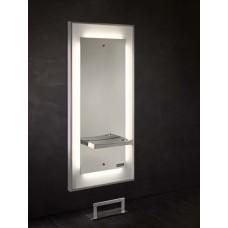 SAL-MI/150-06 Platinum Styling Station With Platinum Finish