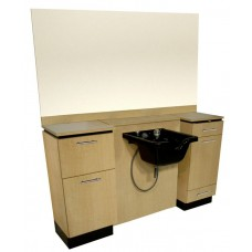 COL-4425-72 NEO Barber Wet Booth Station