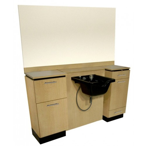 Collins 4425-72 NEO Barber Wet Booth Station