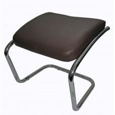 32825BR Espresso Detached Leg Rest For Hair Styling Chairs or Shampoo Units