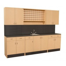 Color Bar Organizer You Choose Hair Coloring Center With Sink Your Choice of Size Specifications