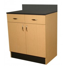 3374-32 Organizer Base Cabinet Plus Drawers & Cabinets From Collins