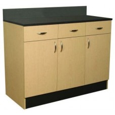 Collins 3374-48 Inch Wide Organizer Base Cabinet  Plus Drawers & Cabinets