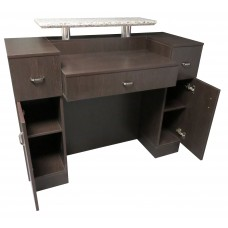 Italica R014 Hair Salon Reception Desk