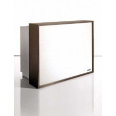 "SAL-RD/010W 45""W VENUS Salon Ambience Reception Desk With Lighted Front Panel"