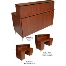 Collins 4416-56 Neo Reception Desk