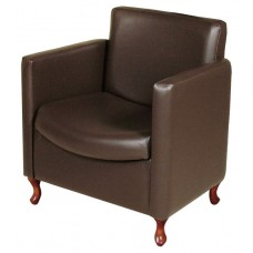 6960 Cigno Reception Sofa Top Notch USA Made Reception Area Furniture