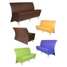 1986 Lanai Loveseat Reception Waiting Sofa Many Colors 4-6 Weeks