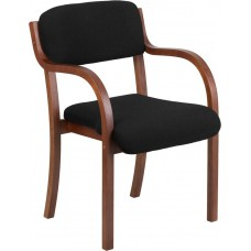 Free Shipping 2052 Walnut Reception Chair Great Quality