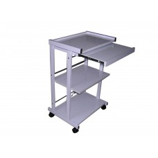 Italica TF03 Skin Care Trolley With Extension Shelf