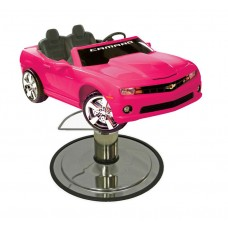 Pink Camaro Children's Styling Chair Sports Car