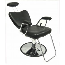 31206 Reclining All Purpose Styling Chair With Headrest High Quality