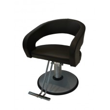CUR12 Curve Styling Chair Your Choice Color, Base & Footrest