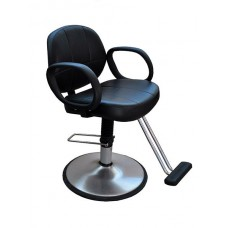 Belvedere HP12 Hampton Styling Chair Choose Base Color and Footrest