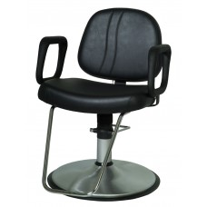 Belvedere LP500SC Lexus Styling Chair Your Choice Color, Base & Footrest