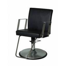 WI12 Willow Styling Chair Your Choice Color, Base & Footrest