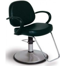 RV11A Riva 2000 All Purpose Reclining Hair Styling Chair Your Choice Color, Base & Footrest