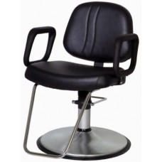 LP800A-AP Lexus All Purpose Reclining Hair Styling Chair Your Choice Color, Base & Footrest