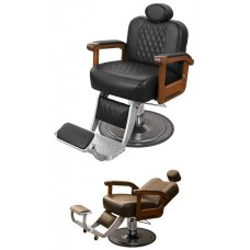 B20 Cavalier Barber Chair With Your Choice of Color & Base