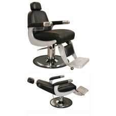 B70 Collins Omega Barber Chair With Your Choice of Color & Base
