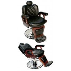 9060 Commander 2 Barber Chair With Kick Out Leg Rest