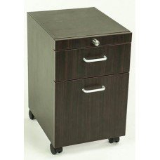 Touch America 410581 Pedicure Trolley In Dark Wenge