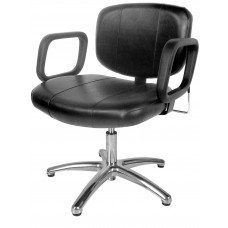 3730L CODY Lever Control Shampoo Chair From Collins With Height Adjust By Collins
