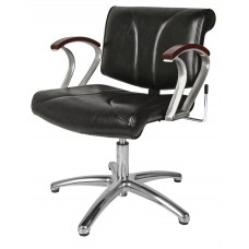 8131L Chelsea Lever Control Shampoo Chair From Collins With Gas Lift & Choose Chair Color
