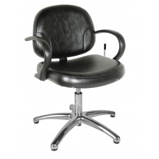8630L Corivas Lever Control Shampoo Chair From Collins With Gas Lift & Choose Chair Color