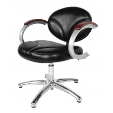 9130 Silhouette Spring Control Shampoo Chair From Collins With Gas Lift & Choose Chair Color