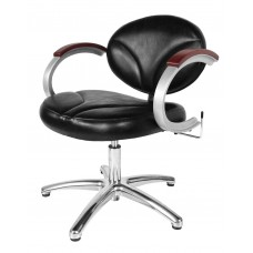 9130L Silhouette Lever Control Shampoo Chair From Collins With Adjust Height & Choose Chair Color