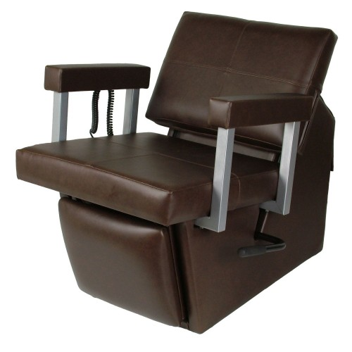 Collins 67ES Quarta Electric Shampoo Chair With Lever Leg Rest