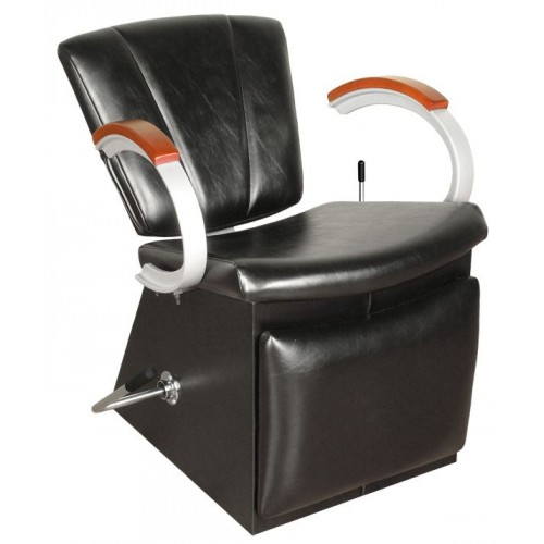 Collins 9751L Vanelle SA Shampoo Chair With Locking Lever Leg Rest & Choice of 135 Chair Colors