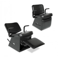1550L Quick Ship Monte Shampoo Chair From Collins With Leg Rest