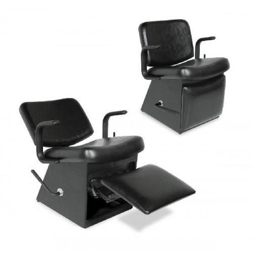 Collins 1550L Quick Ship Monte Shampoo Chair With Leg Rest