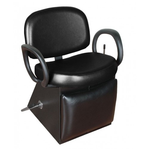 Collins 1650L Quick Ship Kiva Shampoo Chair With Leg Rest Plus Color Choice