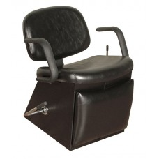 1950L Quick Ship JayLee Shampoo Chair By Collins With Locking Lever Leg Rest & Choice of 4 Vinyl Colors
