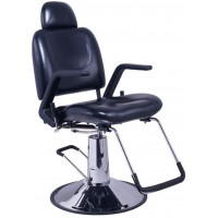 Italica 36769 Grande Reclining Hair Styling Brow Threading Plus Eye Lash Extension Chair In Stock