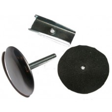 HCP Round Hole Cover For Shampoo Bowl Extra Holes In Sinks