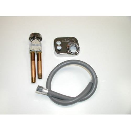 Marble 1729 Vacuum Breaker Set With Hose & Receiver Plate