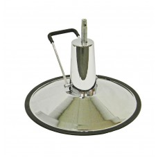 HG1 Heavy Weight Cone Style Chair Base Model Holds Up To 400 Pounds