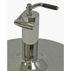 G11 Pump Only For G11 Round Chrome Plate With 1 Large Hex Bolt- Includes Single Style Pedal