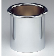 1502A- 3 Inch Hair Dryer Chrome Steel Insert For Cabinets In Stock High Quality
