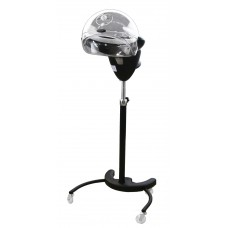 1496S Collins Micro Mist Hair Steamer On Adjustable Height Caster Base