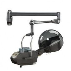 80ES Wall Mounted Eclipse 2 Hair Steamer With Retractable Wall Arm From Paragon