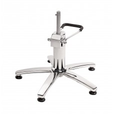 "Pibbs 1604 Styling Chair Star Base 24"" Diameter With 6 Inch Lift Import Model"