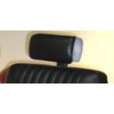 Elegance Barber Chair Headrest Pillow With Metal Bar Takara Belmont Model HR-SA BB225