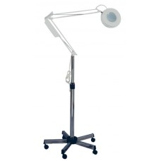 Pibbs 2010C Italian 5 Diopter Mag Lamp With Caster Base Stand