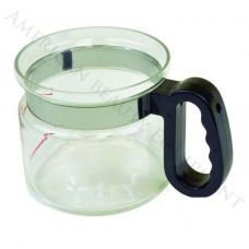 Steamer Jar Italica D9000 or T229 Glass Coffee Pot Style Steamer Jar